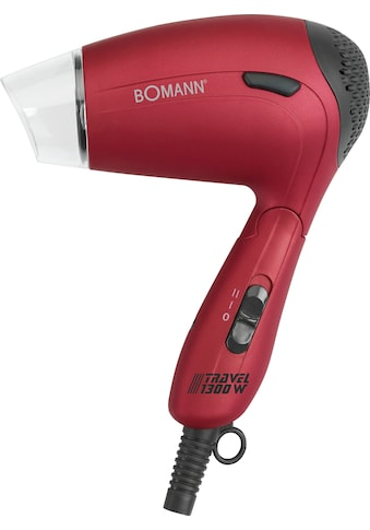 BOMANN Reisehaartrockner »HTD 8005 CB«, mit Klappgriff kaufen