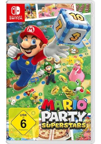 Nintendo Switch Spiel »Mario Party Superstars«, Nintendo Switch kaufen
