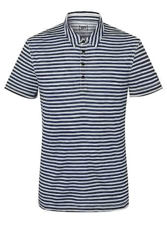 SUPER.NATURAL Poloshirt »M MARINERO POLO«, lässig maritimer Look, atmungsaktiver... kaufen