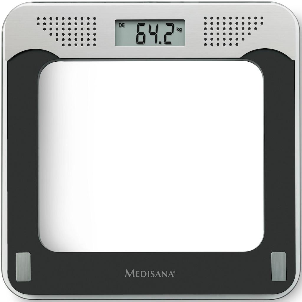 Medisana Personenwaage »PS 425«, mit Sprachfunktion