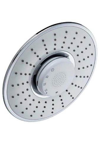 ADOB Regenduschkopf »Bluetooth«, mit Bluetoothlautsprecher für Musik oder Telefon kaufen