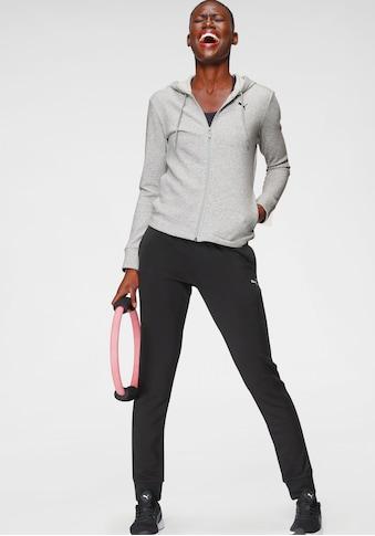 PUMA Jogginganzug »Classic Hd. Sweat Suit TR«, (Set, 2 tlg.) kaufen