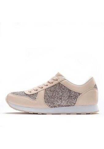 LASCANA Sneaker, mit Glitzer kaufen
