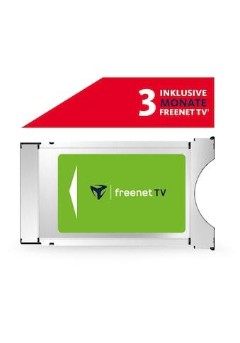 freenet TV inklusive 3 Monate freenet TV¹ »CI+ Modul für DVB - T2 HD« kaufen