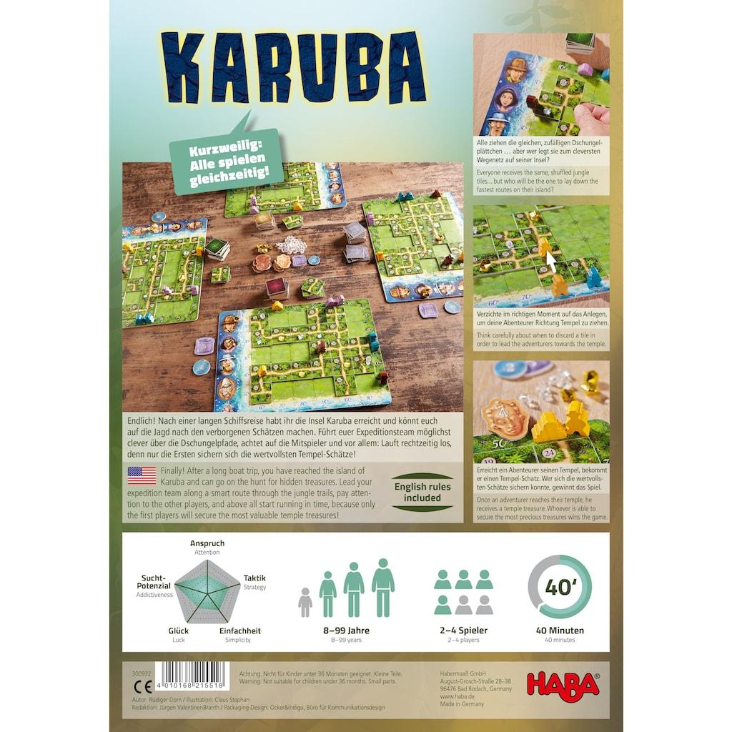 Haba Spiel »Karuba«, Made in Germany