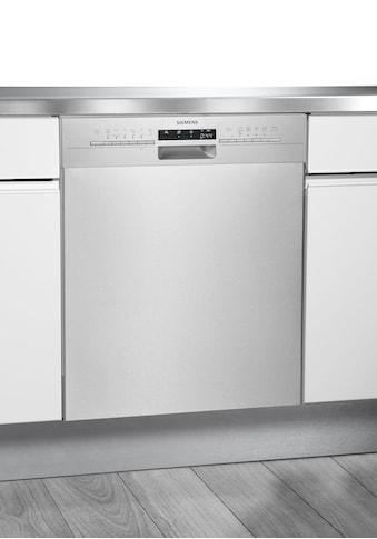 SIEMENS Unterbaugeschirrspüler iQ300, 9,5 Liter, 12 Maßgedecke kaufen