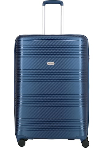 travelite Hartschalen-Trolley »Zenit blau, 77 cm«, 4 Rollen kaufen