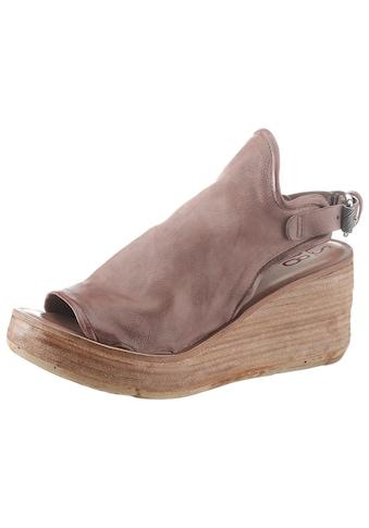 A.S.98 Sandalette, mit biegsamem Draht im Schaftrand kaufen