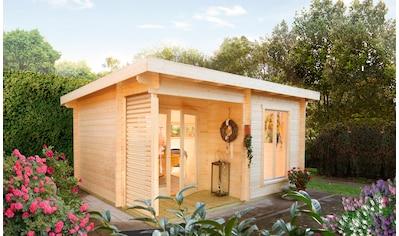 Wolff Gartenhaus »Cordoba 44-A Modern« kaufen