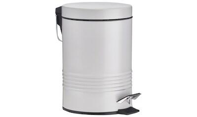 ZELLER Tret - Abfalleimer »Metall«, 3 Liter Fassungsvermögen kaufen