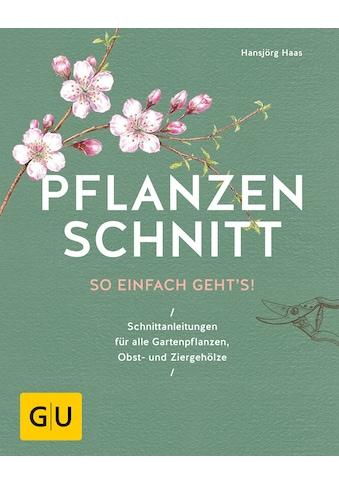 Buch »Pflanzenschnitt / Hansjörg Haas« kaufen