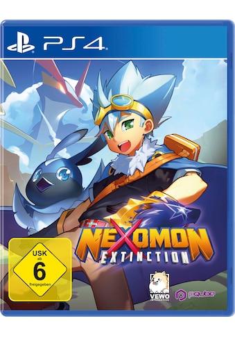 Nexomon Extinction PlayStation 4 kaufen