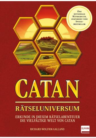 Buch »Catan-Rätseluniversum(TM) / Richard Wolfrik Galland, Anke Wellner-Kempf« kaufen