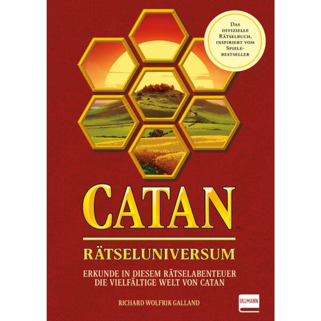 Buch »Catan-Rätseluniversum(TM) / Richard Wolfrik Galland, Anke Wellner-Kempf«