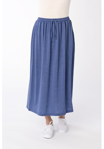 SUPER.NATURAL Sweatrock »W LONG SKIRT« kaufen