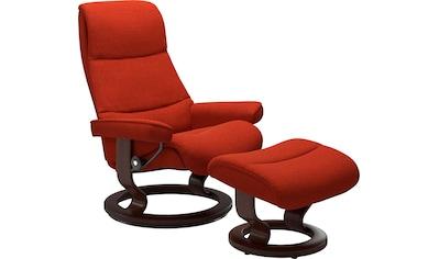 Stressless® Relaxsessel »View«, mit Classic Base, Größe M,Gestell Braun kaufen
