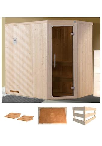 weka Sauna »Varberg 1«, ohne Ofen kaufen