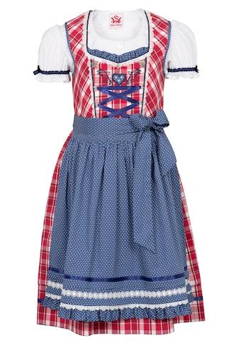 Spieth & Wensky Dirndl Gardenie kids mit Bluse kaufen