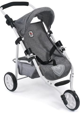 CHIC2000 Puppenbuggy »Lola, Jeans Grey« kaufen