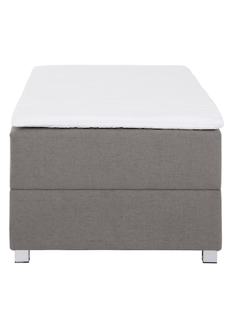 my home Boxspringbett »Alexis«, ohne Kopfteil - ideal für Räume mit Dachschrägen oder... kaufen