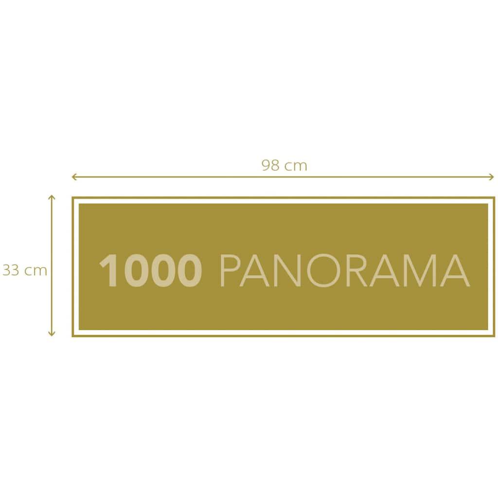 Clementoni® Puzzle »Panorama Anne Stokes Collection - Drachen-Freundschaft«, Made in Europe, FSC® - schützt Wald - weltweit