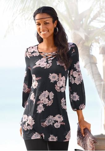 LASCANA Longshirt kaufen