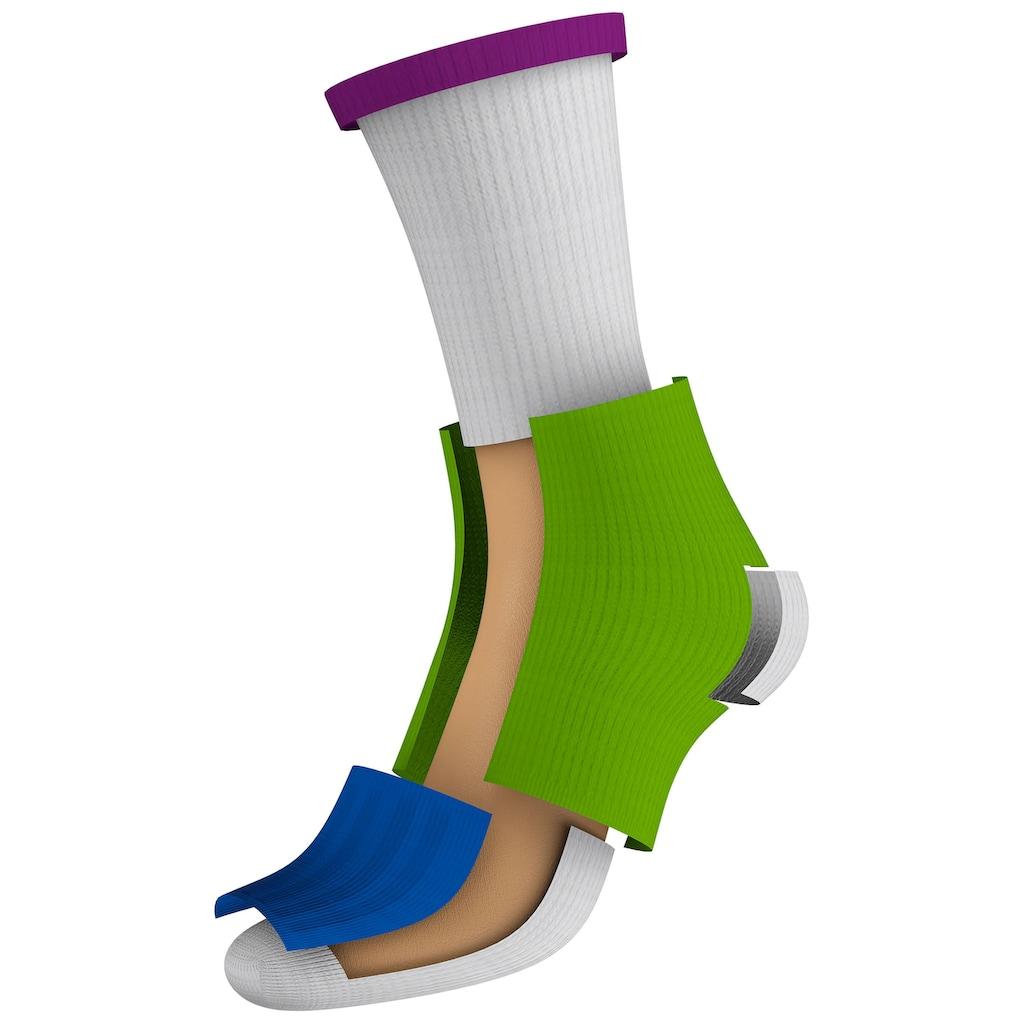 Fußgut Strümpfe »Sprungelenk Strumpf«, (2 Paar), 2 Paar, wirkt wie eine Bandage