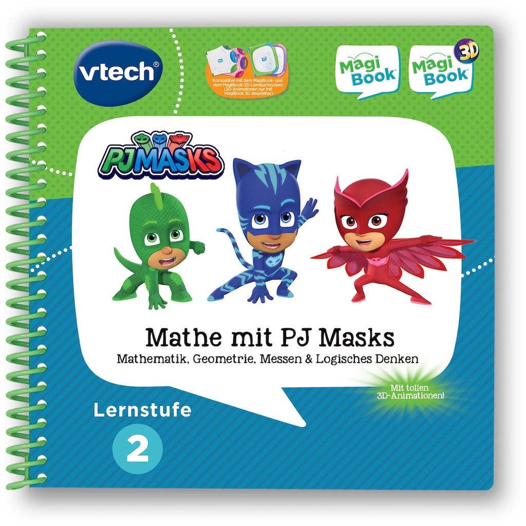 Vtech® Buch »MagiBook Lernstufe 2 - Mathe mit PJ Masks«