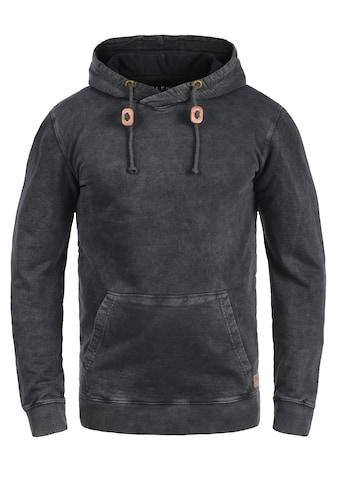 Blend Hoodie »Natsu«, Kapuzensweatshirt im Used-Look kaufen