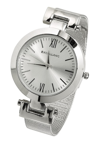 Armbanduhr mit Mesh - Band kaufen