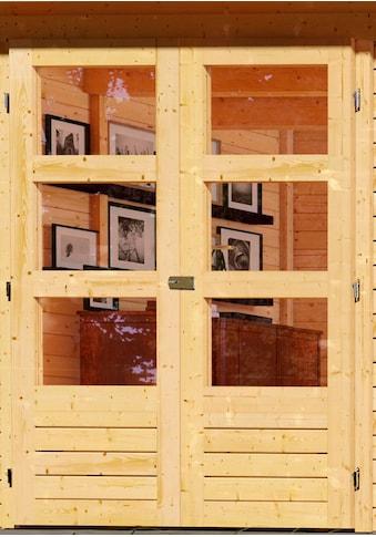 KONIFERA Gartenhaus, »Chiemsee 3« kaufen