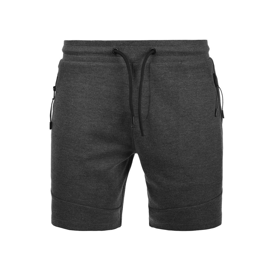 Solid Sweatshorts »Gelly«, kurze Hose mit Reißverschluss-Taschen