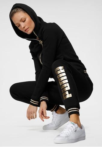 PUMA Jogginganzug »Women Metallic Suit«, (Set, 2 tlg.) kaufen