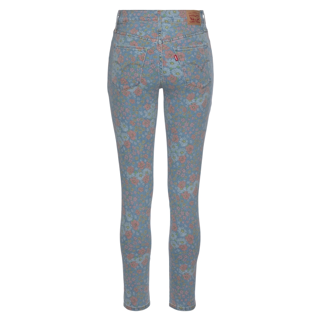 Levi's® Skinny-fit-Jeans »311 SHAPING SKINNY«, mit all-over-print