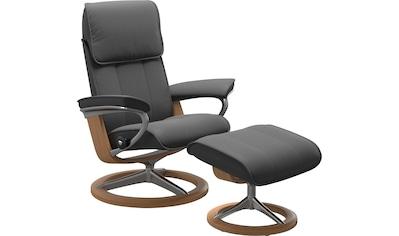 Stressless® Relaxsessel »Admiral«, mit Signature Base, Größe M & L, Gestell Eiche kaufen