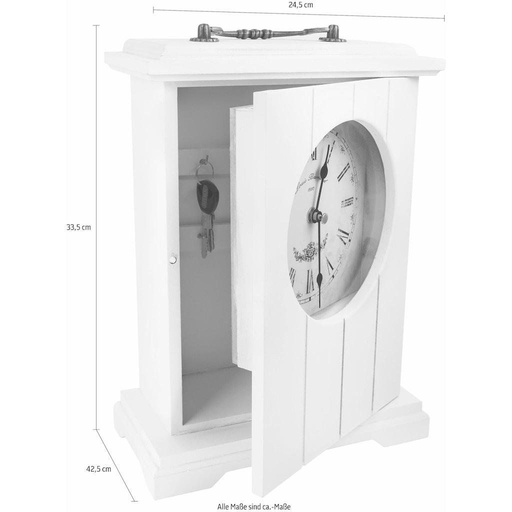 pajoma Schmuckschrank »Uhr«