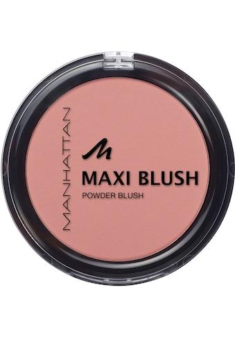 MANHATTAN Rouge »Maxi Blush« kaufen