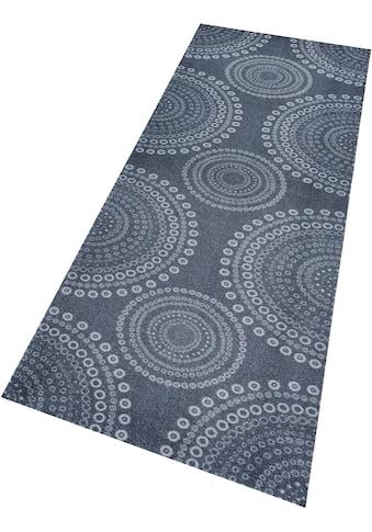 Küchenläufer, »Flower Dots«, Zala Living, rechteckig, Höhe 5 mm, maschinell gewebt kaufen