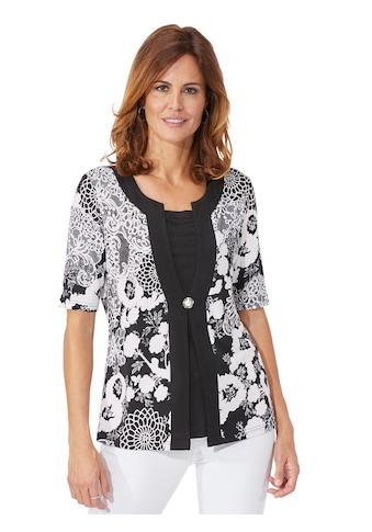 Fair Lady Shirt in aktueller 2 - in - 1 - Optik kaufen