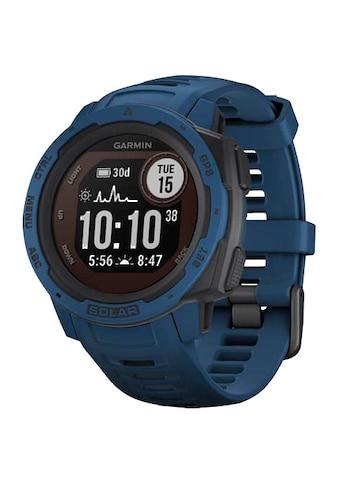 """Garmin Smartwatch »Instinct Solar« (2,3 cm/0,9 """" kaufen"""