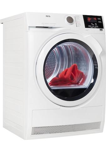 AEG Wärmepumpentrockner »T8DB67580« kaufen