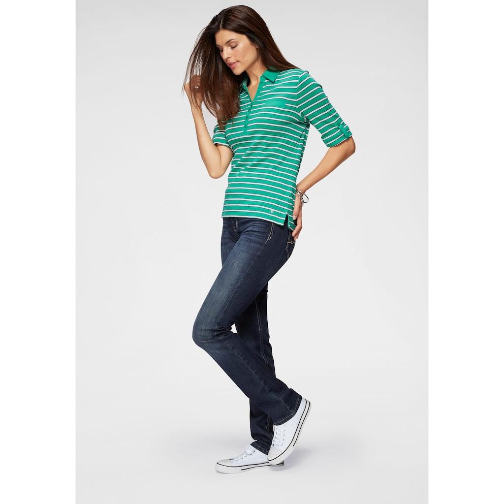 MAC Stretch-Jeans »Angela«, Schmal geschnitten