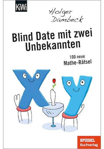 Buch »Blind Date mit zwei Unbekannten / Holger Dambeck« kaufen