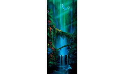 PAPERMOON Fototapete »Serenity  -  Türtapete«, Vlies, 2 Bahnen, 90 x 200 cm kaufen