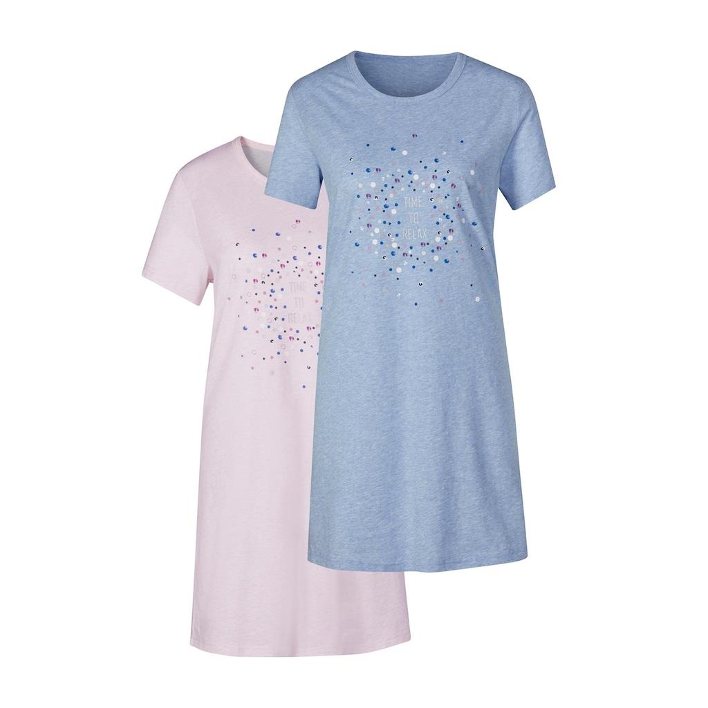 wäschepur Sleepshirt »Sleepshirts«