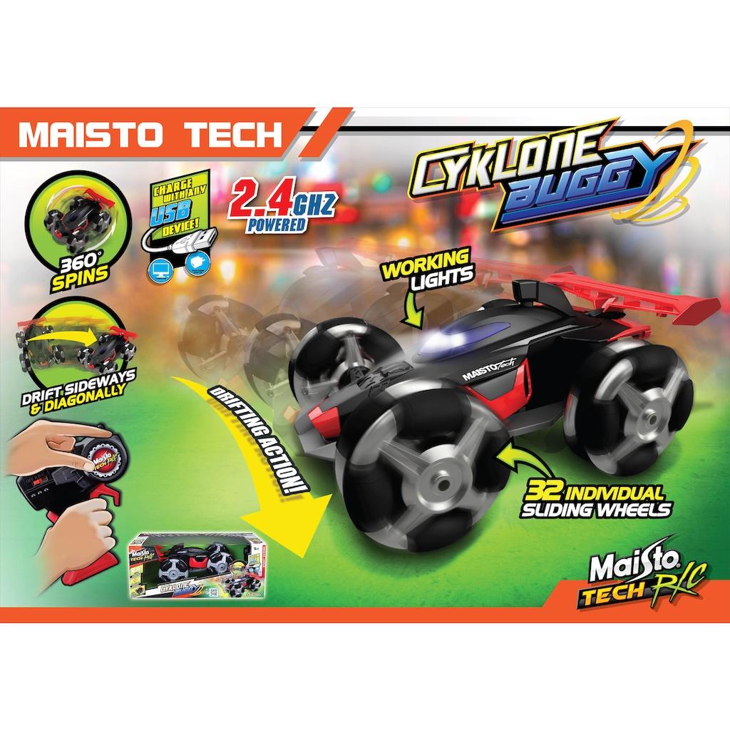 Maisto Tech RC-Buggy »CyKlone Buggy«, mit LED Scheinwerfer