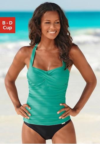 LASCANA Badeanzug, mit modischem Rücken kaufen