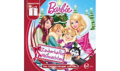 Musik - CD Zauberhafte Weihnachten - Original Hörspiel z.Film / Barbie, (1 CD) kaufen