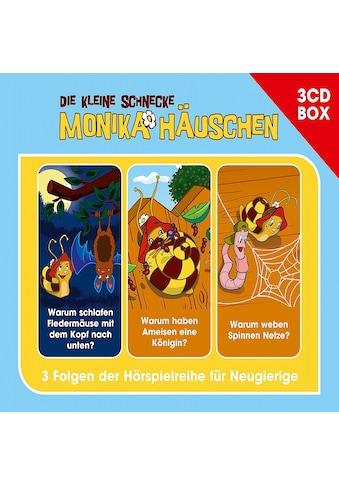 Musik-CD »Hörspielbox Vol.3 / Haeuschen,Monika« kaufen