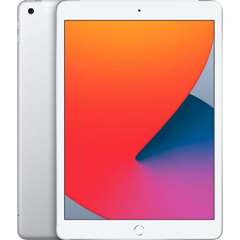 "Apple Tablet »iPad (2020), 10,2"", WiFi + Cellular, 8 GB RAM, 128 GB Speicherplatz«"